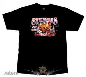 STURGIS - BLACK HILLS RALLY 2016. USA T-Shirt. AKCIÓS ! motoros póló