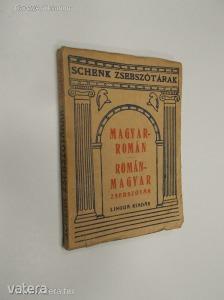 Magyar-Román Román-Magyar zsebszótár / Schenk Zsebszótárak (*83)