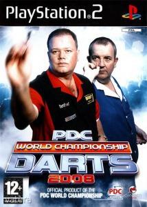PS2  Játék PDC World Championship Darts 2008