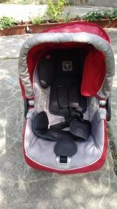 PEG PEREGO Viaggio babaülés 0-18 kg