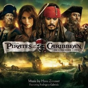FILMZENE - Pirates Of The Caribbean 4. On Stranger Tides /ee/ CD - 2540 Ft - Vatera.hu Kép