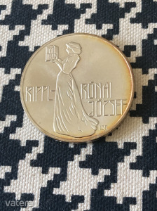 Ezüst 200 forint Riple-Rónai 1977