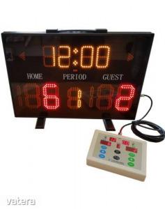 Elektronikus ledes eredményjelző kosárlabdához LEAP