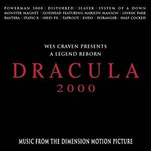 FILMZENE - Dracula 2000 CD