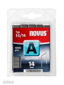 Novus tűzőkapcsok A SH szuperkemény 14 mm 5000 db - Vatera.hu Kép