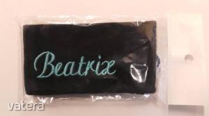 Névre szóló (szütyő) tartó - Beatrix