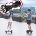 10 Hoverboard mini segway guruló járgány (20km hatótáv, 15 km/h)