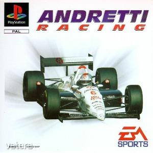 PS1  Játék Andretti Racing