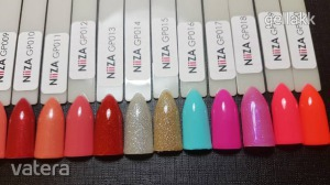 NiiZA Gel Polish 7ml - 244 neon