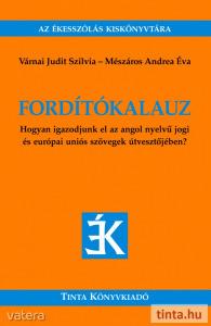 Fordítókalauz pdf