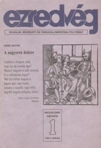 Ezredvég 1992. január