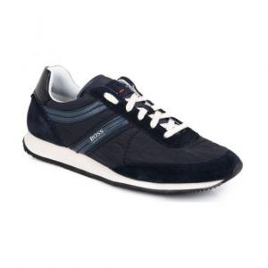 Hugo Boss Adrey férfi sötétkék cipő a4f824fd7f
