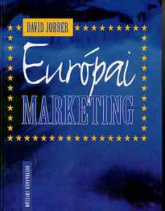 David Jobber: Európai marketing