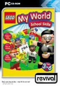 PC  Játék Lego My World - School skills