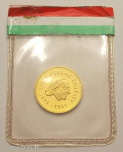 Liszt Ferenc 100 forint 1961 P