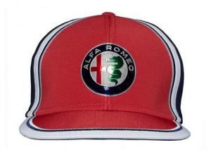 Alfa romeo Flat brim baseball sapka, alfa romeo (2020 modellév)