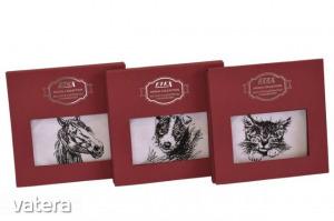 L35 Textilzsebkendő 1 db, kutyus