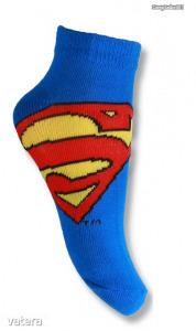 Superman mintás bokazokni (27/30,31/34,35/38)