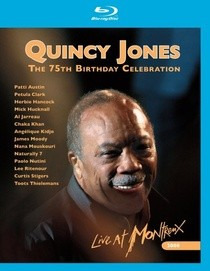 QUINCY JONES - Live At Montreux /blu-ray/ BRD