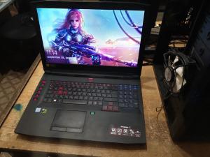 Acer Predator 17 gamer nagyméretű notebook 17,3