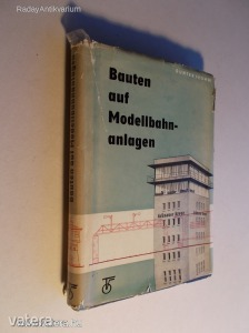 Gunter Fromm: Bauten auf Modellbahnanlagen (*KYS)
