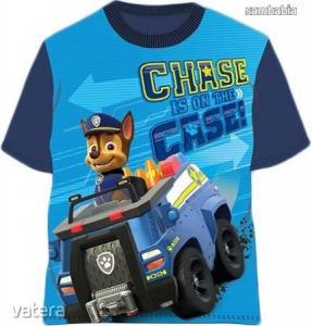 Gyerek póló, felső Paw Patrol, Mancs Őrjárat 3-7 év