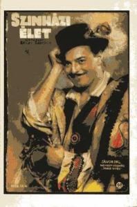 Színházi élet 1936 26. sz. reprint