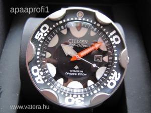 citizen Orca Eco drrive 200m