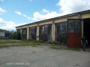 Ipari ingatlan Dombóvár Ipartelep