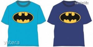 Batman gyerek rövid póló, felső 5-12 év