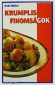 Dobi Ildikó: Krumplis finomságok (*88)