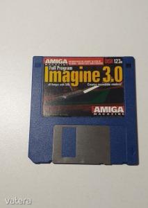 AMIGA Játék Imagine 3.0 - G