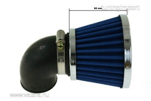 Kartergáz szűrő  SIMOTA 90fokos 35mm JS-8209-5