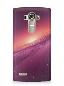 világűr mintás LG K8 tok hátlap