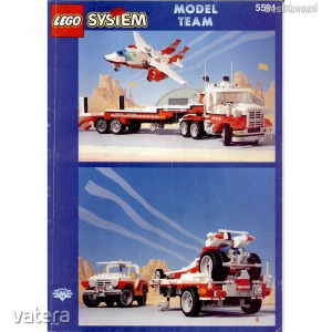 LEGO - LEGO 5591 - Mach II Red Bird Rig