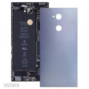 Sony XA2 ultra hátlap / akkumulátor fedél, logóval (szürke)