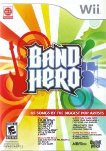 Nintendo Wii Játék Band Hero