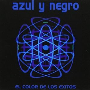 AZUL Y NEGRO - Color De Los Exitos CD