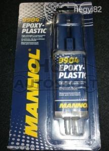 Műanyag ragasztó 2 komponensű Epoxy Plastic - Vatera.hu Kép