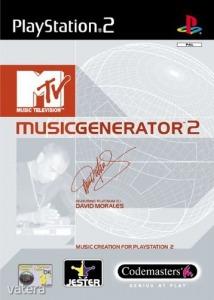 PS2  Játék MTV Music Generator 2