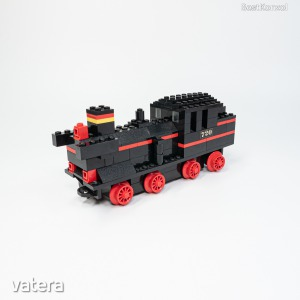 LEGO - LEGO 720 - Vonat 12 V-os villanymotorral - Train with 12V Electric Motor
