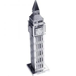 Metal Earth Big Ben 3D lézervágott fémmodell építőkészlet 502556