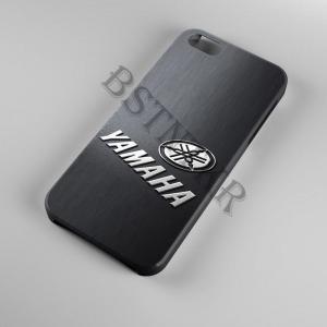 Yamaha mintás Samsung Galaxy A40 tok hátlap tartó