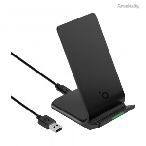 ACME CH303 Wireless Charging stand 10W Black 4770070880487