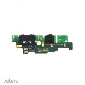 Huawei Mate 7 töltőcsatlakozós panel mikrofonnal (Micro USB csatlakozó)