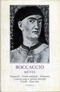 Giovanni Boccaccio: Boccaccio művei I-II.