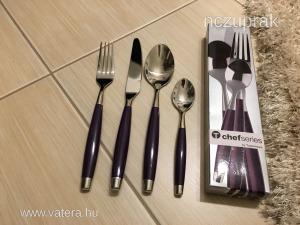 Új tupperware mesterszakács evőeszköz szett akciósan eladó