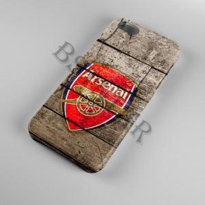 Arsenal mintás Nokia 6 tok hátlap tartó telefontok