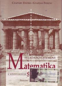 Matematika-Feladatgyűjtemény a középisk. 9. évf. számára (14124/Fgy.)