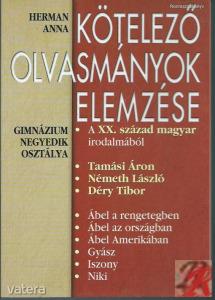 KÖTELEZŐ OLVASMÁNYOK ELEMZÉSE 7.